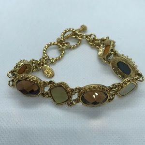 Jewelry - Beautiful signed Cookie Lee bracelet